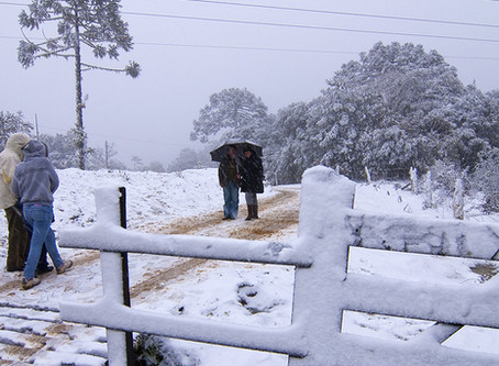 Instabilidade climática: Previsão indica temperaturas baixas