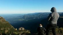 Turistas começam a chegar para curtir o frio na Serra catarinense
