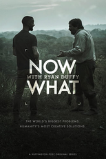 There is a heated fight against global warming in the Amazon rainforest, where illegal gold mining and logging is causing massive deforestation. An unassuming inventor from North Carolina has teamed up with local conservationists in Peru to deploy a brand new weapon in the fight to save precious land. 'Now What,'a new docu-series hosted by Ryan Duffy, searches out the innovation, creativity, and ingenuity springing up in response to the world's biggest problems. The 10 episode series documents not just today's most pressing challenges, but the people behind the most ..