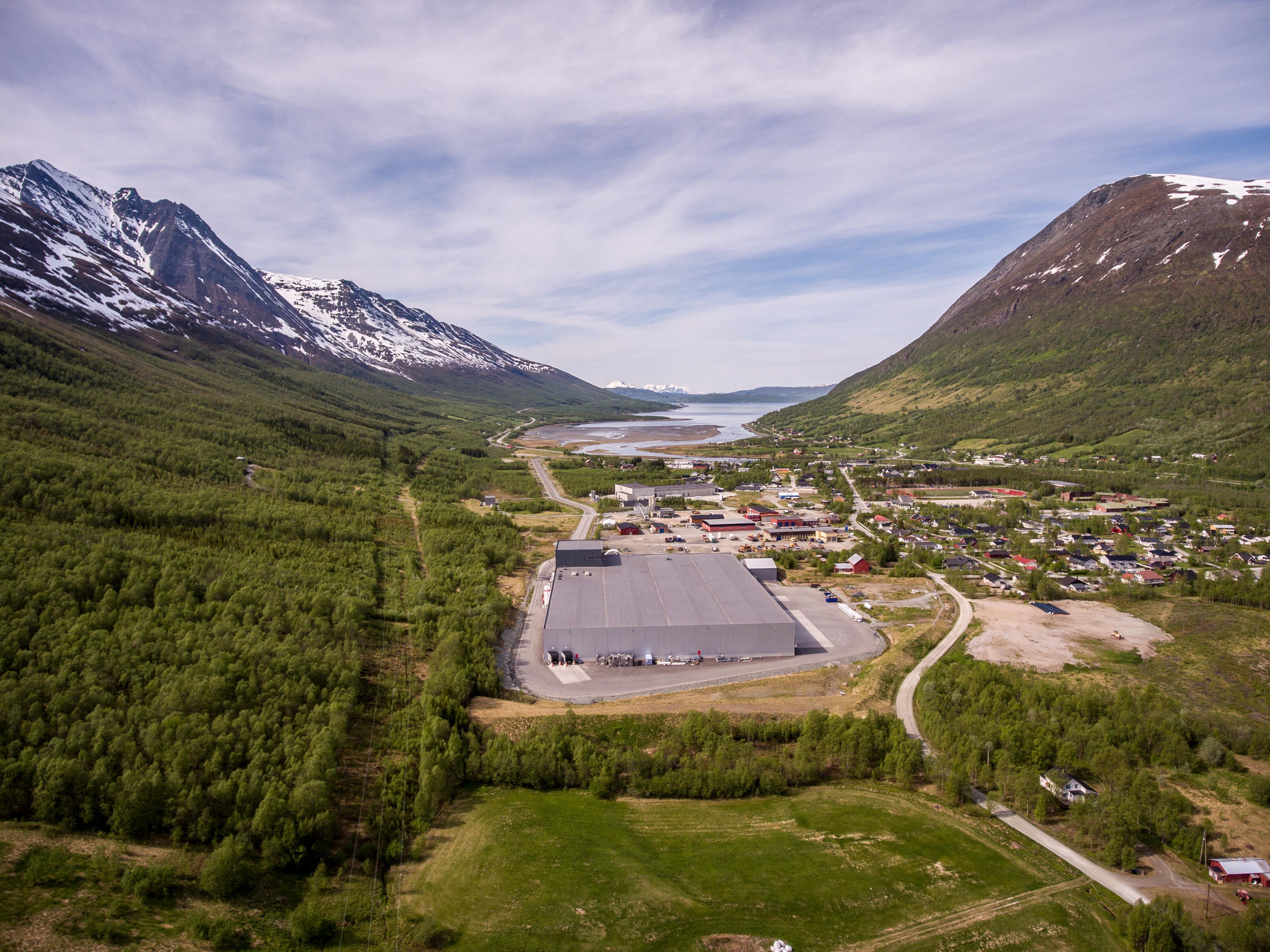 Balsfjord - Nordkjosbotn I 6-7