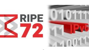 nLogic og Bredbåndsfylket Troms på RIPE 72 - Å bygge et nett som kun har tilgjengelighet på IPv6