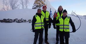 Offisiell åpning av kabelforbindelsen mellom Nord-Norge og Nord-Finland