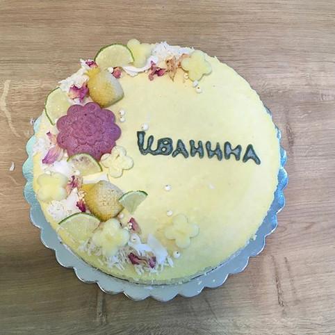 Торта Ананас