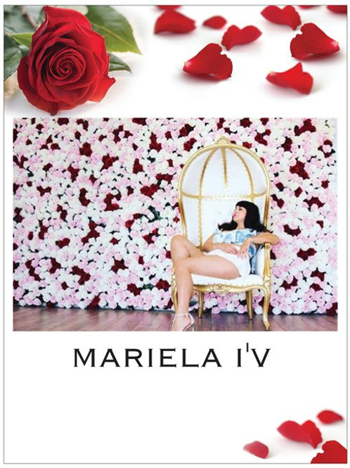 MARIELA I'V CUSTOM POSTERS starting price varies on paper and size