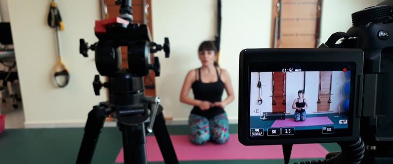 Inicio do Canal L2 Pilates