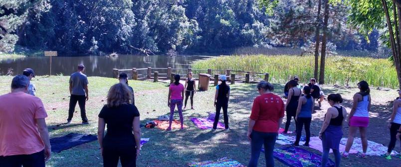 2016 - Pilates Day - Horto Florestal