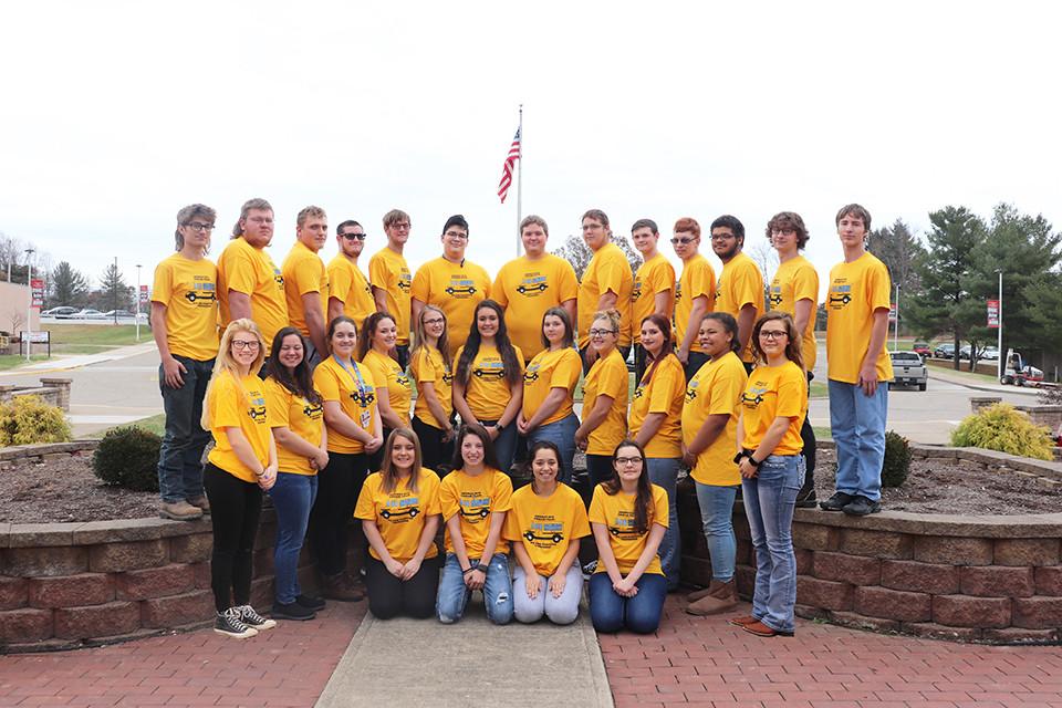 Energy Bus Student Leaders