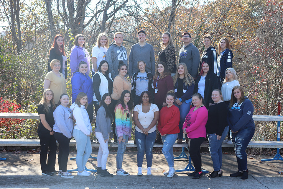 Ohio Teen Institute (OTI) members for the 2019-20 school year
