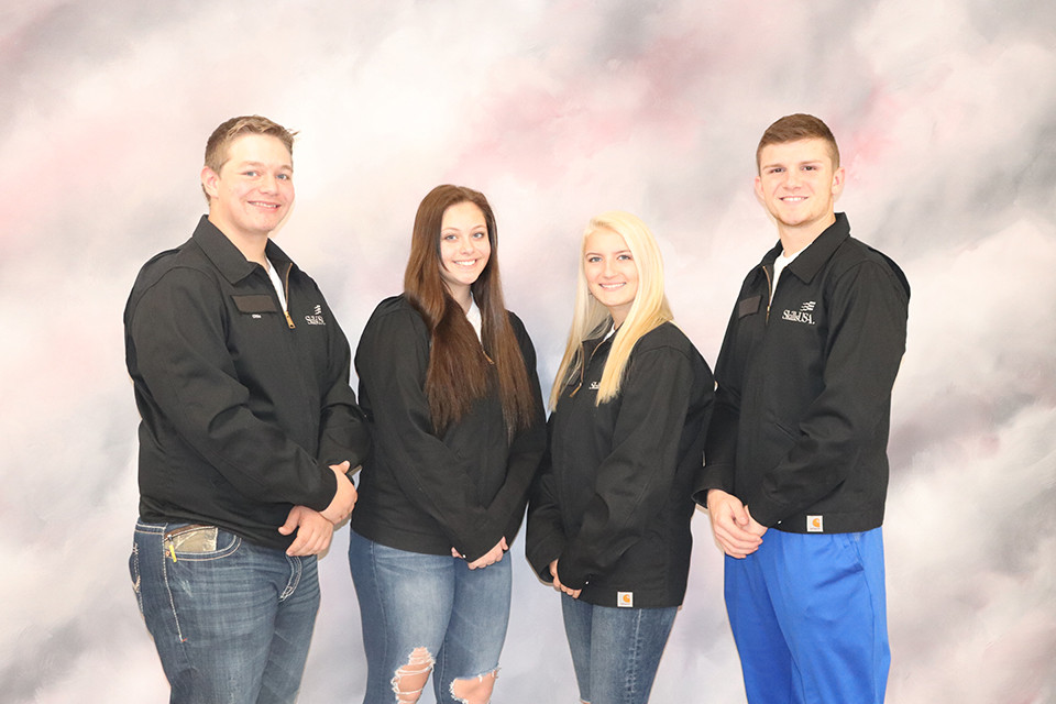 2019-20 chapter officers.