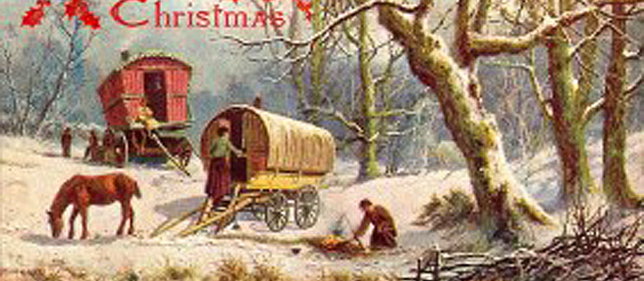Traveller Pride Launch Christmas Card Campaign