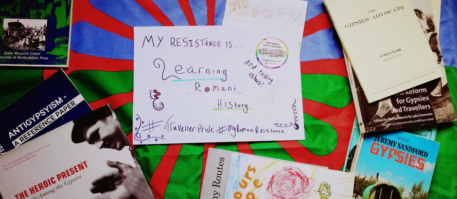 Romani Resistance Day, 16th May 2020: My Resistance is...