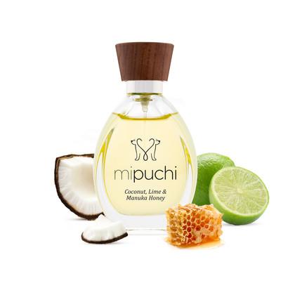 Mipuchi Bottle Coconut, Lime & Manuka.jp