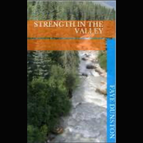 Strength In The Valley Book