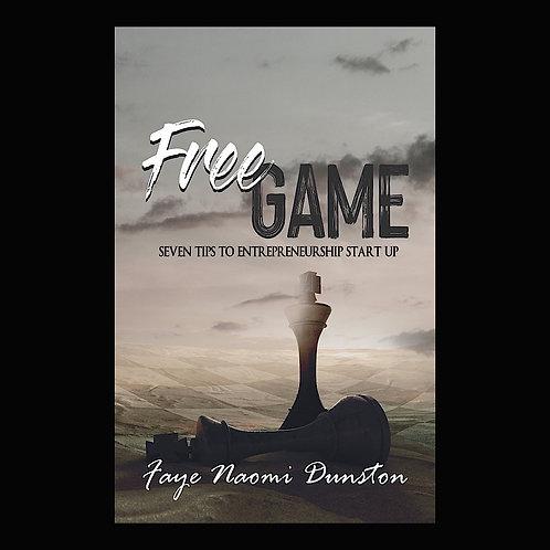 Free Game: Seven Tips To Entrepreneurship Start Up Book