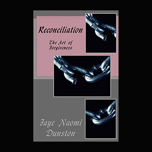Reconciliation Art of Forgiveness Book