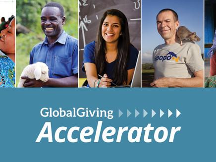 Възможност за подобряване на уменията за набиране на средства с подкрепата на GlobalGiving