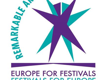 Европейска фестивална асоциация: глас за фестивални лауреати 2019-2020