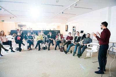 Кандидатствай за обучение, организирано от Европейската фестивална асоциация