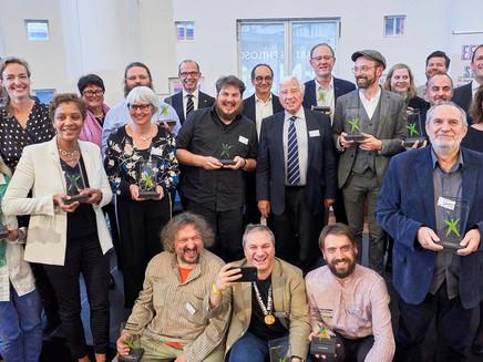 5 забележителни фестивала получават наградата EFFE 2019-2020