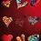 Thumbnail: HEARTBEADS Design-Grußkarte
