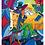 "Thumbnail: ""Falschspiel""  2006 Kunstkarte handsigniert"