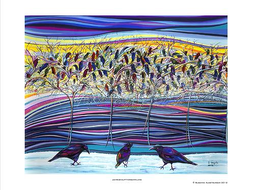 Jahreshauptversammlung 2012 Fine Art Print