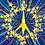 Thumbnail: Peace on earth  2016 Weihnachts-Grußkarte