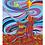 "Thumbnail: ""Herbstkollektion"" 2008 Kunstkarte handsigniert"