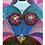 """Thumbnail: """"Prachtstück"""" 2008 Kunstkarte handsigniert"""