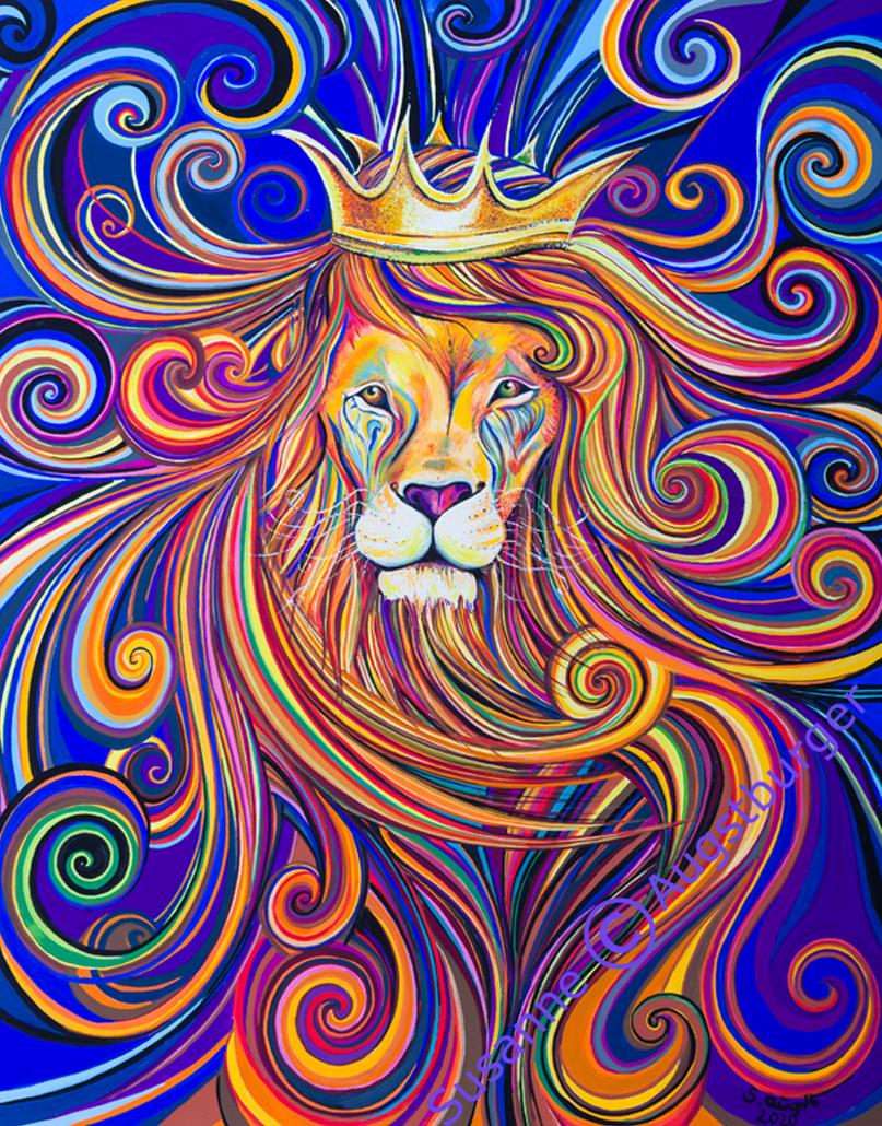 Sternzeichen Löwe - Seine Majestät 2020