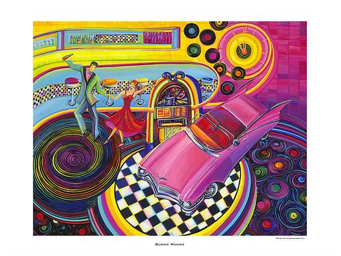 """Boogie Woogie"" 2011 - Fine Art Print"