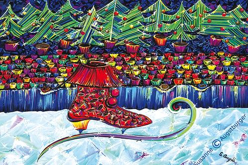 Eiskonfekt  2010 Weihnachts-Grußkarte