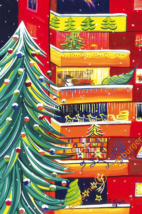 Individualisten 2008 Weihnachtsgrußkarte