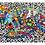 """Thumbnail: """"Preisrätsel""""  2005 Kunstkarte handsigniert"""
