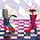 Thumbnail: GOOD GAME Design-Grußkarte