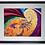 Thumbnail: Fine Art Print gerahmt  Skorpion SCHATZMEISTER