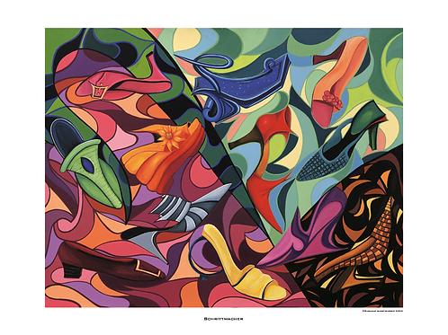 """""""Schrittmacher""""  2002 - Fine Art Print"""