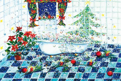 Stimmungsbad  2013 Weihnachts-Grußkarte