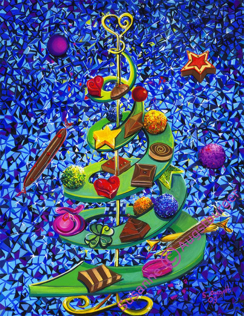 Schokoladenbaum 2009