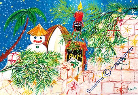 Rumaroma  2015 Weihnachts-Grußkarte