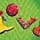 Thumbnail: LOVE Design-Grußkarte