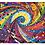 "Thumbnail: ""Soziales Netzwerk"" 2012  Kunstkarte handsigniert"
