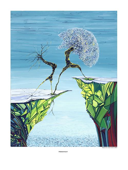 """Hochmut""  2001 - Fine Art Print"