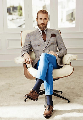 The Nobleman - Double Breasted Sportcoat