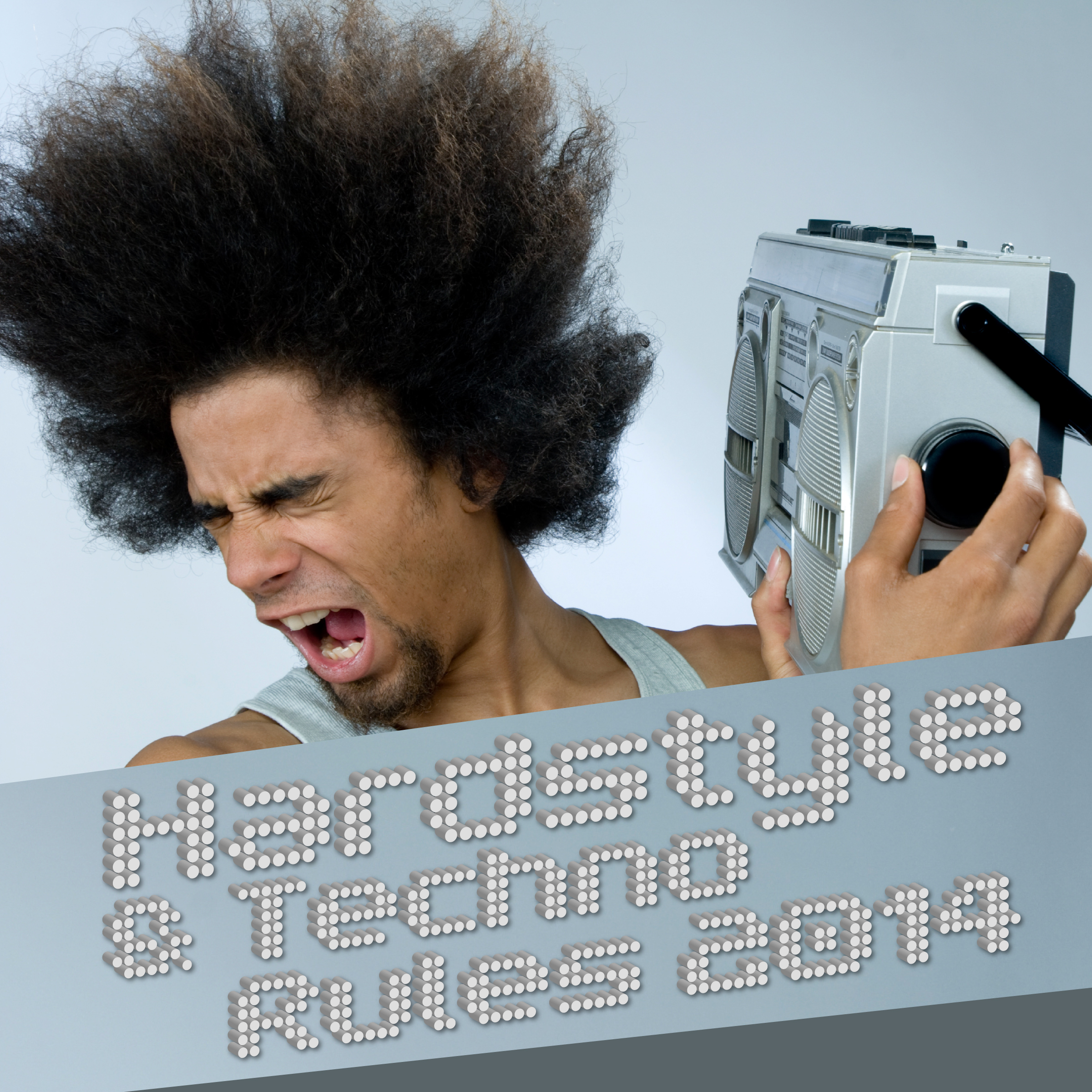 Hardstyle & techno rules 2014
