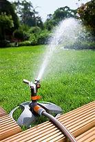 Irrigatie 6 - Roterende sproeier Gardena