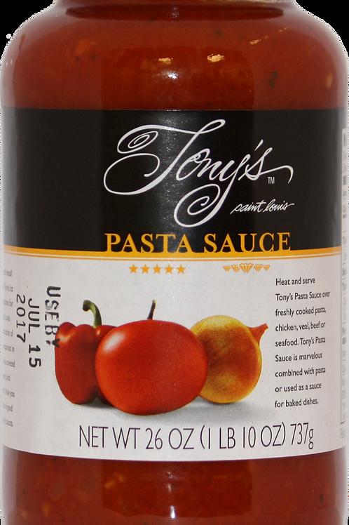 Tony's Pasta Sauce