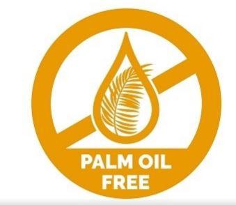 Les produits L'Herbe-aux-Etoiles sont sans huile de palme