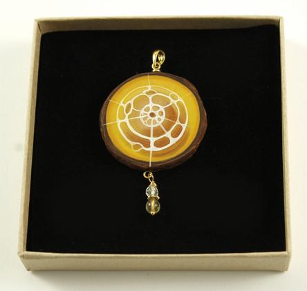 Element Äther Amulett