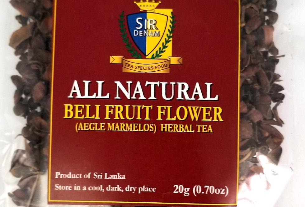 2-Pack Beli Fruit Flower ( Aegle marmelos) Herbal Tea 20g (0.70oz)